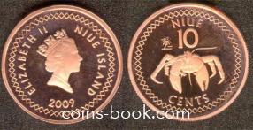 10 cents 2009