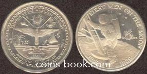 5 долларов 1989