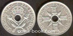 1 shilling 1938