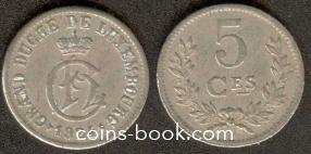 5 сантимов 1924