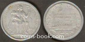 2 франка 1949