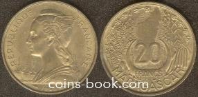 20 франков 1953