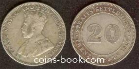 20 центов 1927