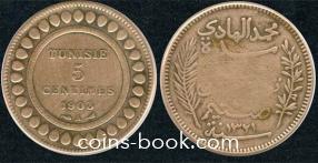 5 сантимов 1903