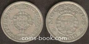 10 escudos 1952