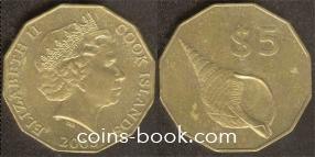 5 долларов 2003