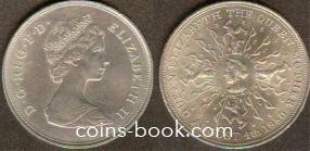 25 новых пенсов 1980