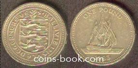 1 фунт 1983