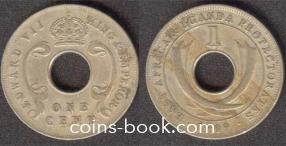 1 цент 1909