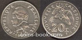 20 франков 1992
