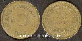 25 куруш 1948