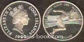 10 долларов 1990