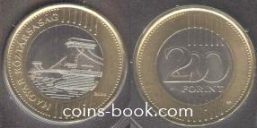 200 форинтов 2009