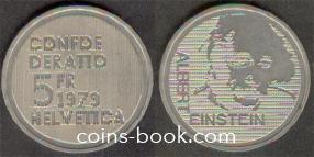5 франков 1979