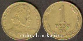 1 песо 1978