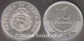 10 колонов 2005
