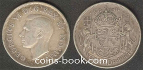 50 cents 1944