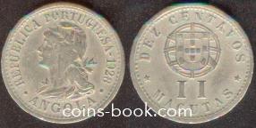 10 сентаво 1928