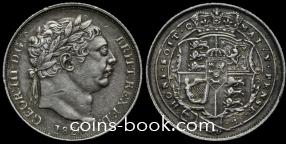 6 пенсов 1820