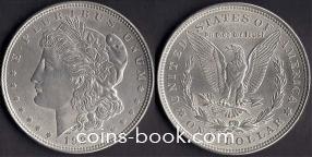 1 доллар 1921