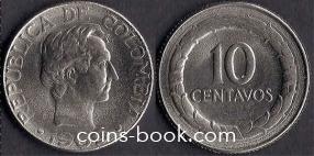 10 сентаво 1969