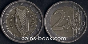 2 евро 2005