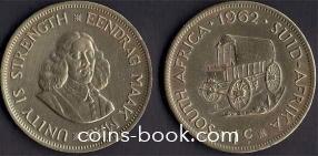 1 цент 1962