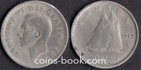 10 центов 1949