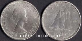 10 центов 1962