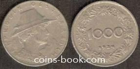 1 000 крон 1924