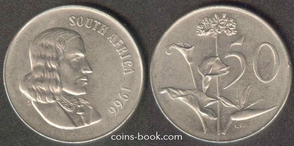 50 центов 1966