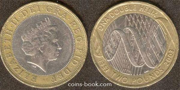 2 фунта 2003