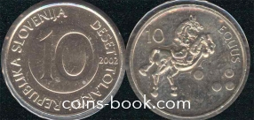 10 толаров 2002