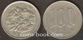 100 йен 1979
