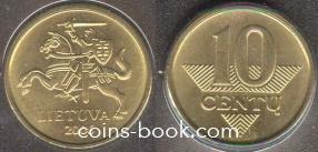10 центов 2006