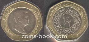 1/2 динара 2006