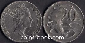 20 центов 1996
