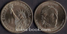 1 доллар 2009