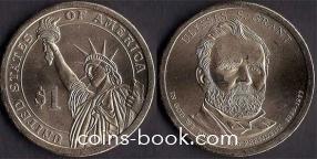 1 доллар 2011