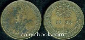 2 шиллинга 1923