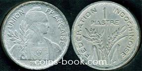1 пиастр 1947