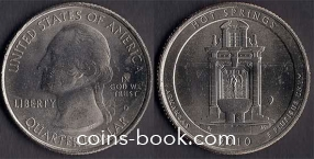 25 cents 2010
