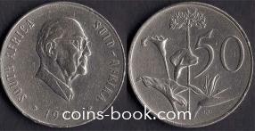 50 центов 1976