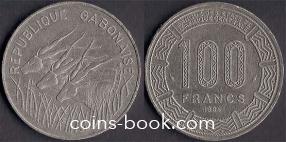 100 франков 1984