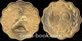 50 сентимо 1953