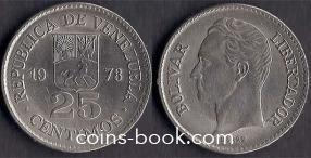 25 centimos 1978