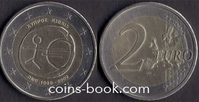 2 евро 2009