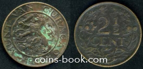 2,5 cents 1948
