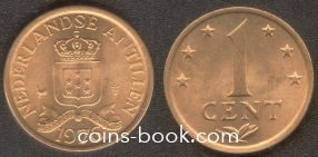 1 цент 1976