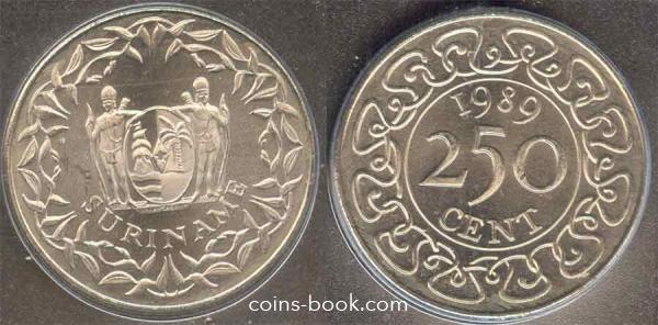 250 центов 1989